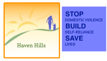 Donna Laurent serves as Board President of Haven Hills, a 501(c)(3) non-profit, helping victims of domestic violence since 1977